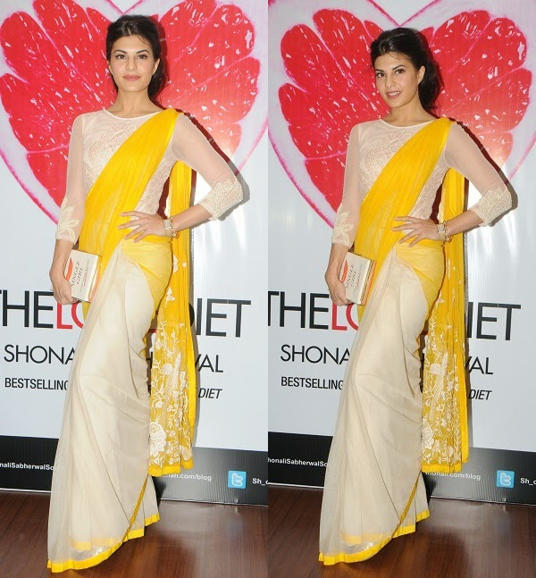 Celebs in Bollywood Designers Sarees 2014 (8)
