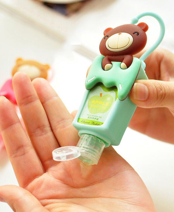 Hand-Sanitizer-With-Cute-Teddy-Bear-Holder-Hand-Soap-Sanitizer-Bottle-50ML