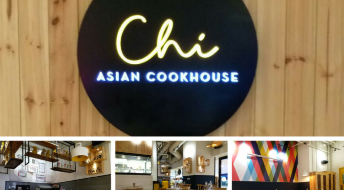 Chi Asian Cook house